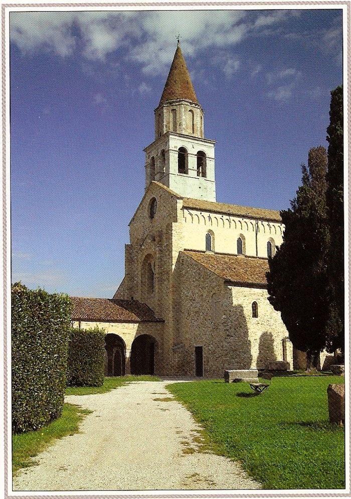 Basilica of Poppo, Aquileia, Italy