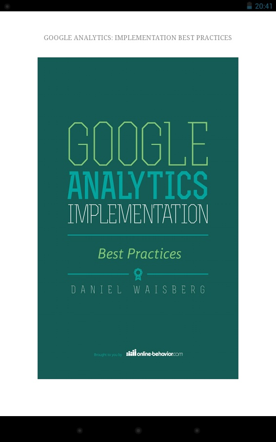 Google Analytics Integrations: Centralizing Digital Marketing by Daniel Waisberg #ga #googleanalytics #seobooks