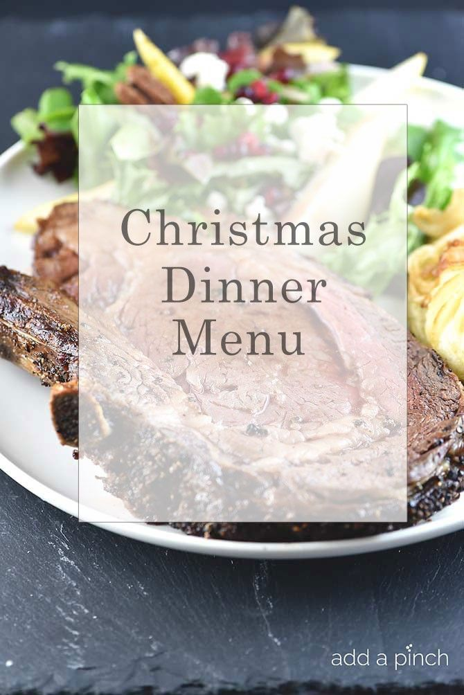 Christmas Dinner Menu with tips for making as much ahead as possible! While our Christmas dinner menu may change slightly from year to year, it is always a meal that I love hosting for my family. Gathering all of the family together at thetable to celebrate is one tradition that I look forward to all...