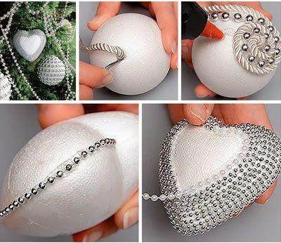 creatief besparen en meer: maak zelf de mooiste kersballen