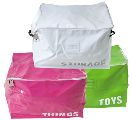storage bag for shoes, toys, clothes, duvets and bedding etc.