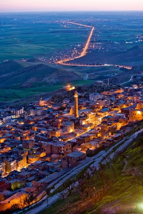 Mardin, Turkey and the beauty of our land beneath the stars ~