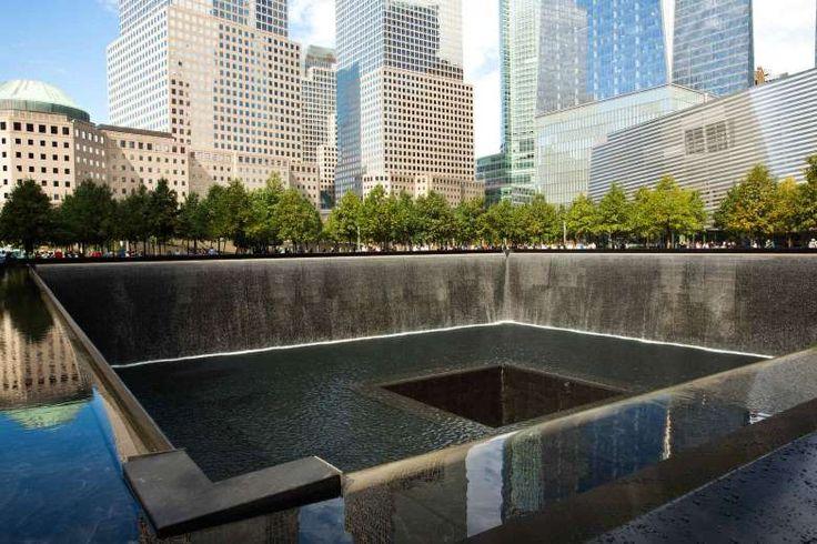 Le mémorial du 11 septembre est situé à New York, dans le quartier de Manhattan. Il commémore les at... - ZUMA Press/KEYSTONE/BIG