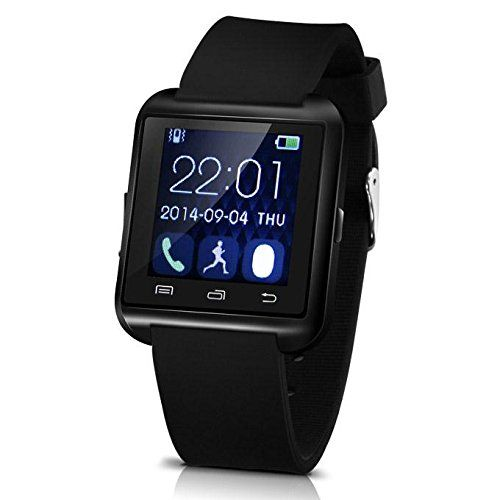Uno de los mejores relojes chinos, Este Smartwatch tiene un precio muy barato y es muy actual. http://www.comprar-smartwatch.es/2015/01/smartwatch-u8-un-reloj-inteligente.html