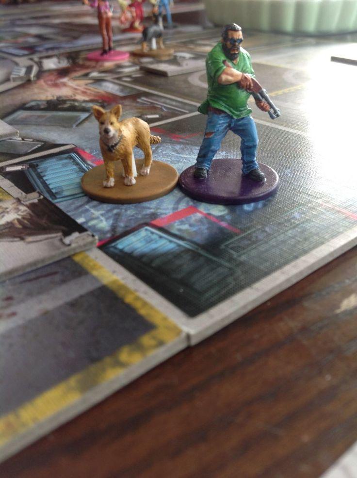 Survivor & Dog companion