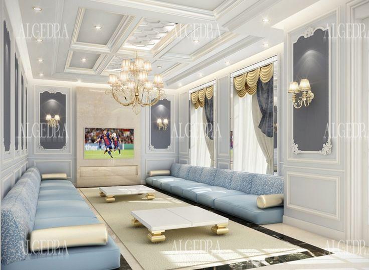 Arabic Majlis Interior Design Enchanting Decorating Design