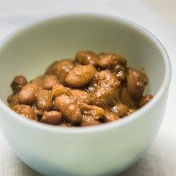 Slow Cooker Cranberry Beans with Bacon - Allrecipes.com