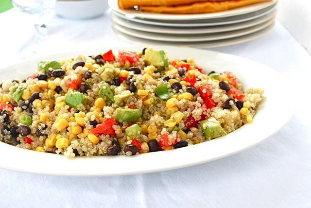 Southwest Quinoa Salad | Recipes to try | Pinterest