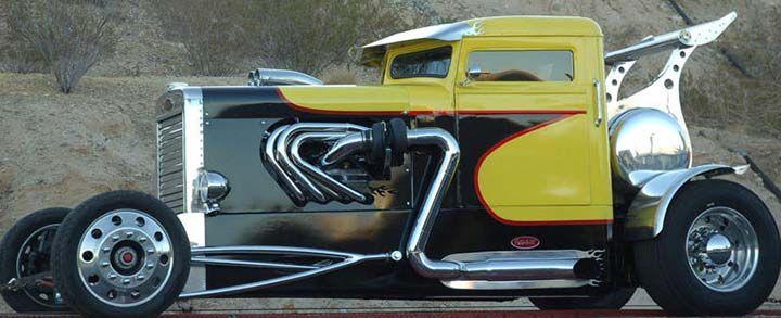 Blastolene Brothers 1950 Custom Peterbilt