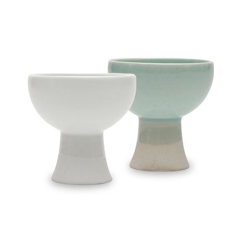 Sound cup, set of 2 / $45.00