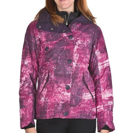 Columbia Sportswear Paris Jacket - Waterproof, Insulated (For Women)