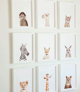 Nursery Notations: Celebrity Mollly Sims Nursery