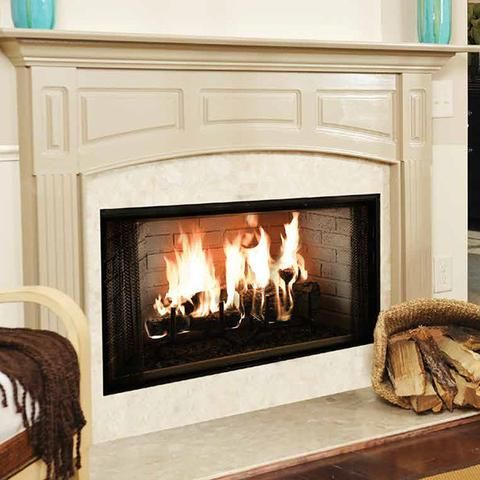 Majestic 50 Biltmore Wood Burning Fireplace Wood Burning