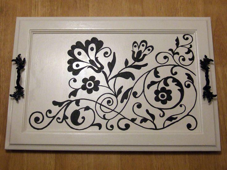 Idea per pintar calaixeres habitació
