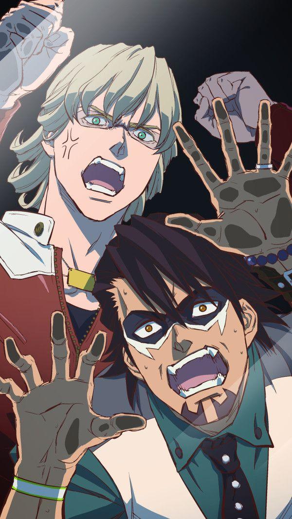 Anime lock screens | Tiger and Bunny