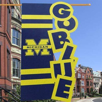 @Fanatics  Michigan flag Go Blue!  #UltimateTailgate #Fanatics