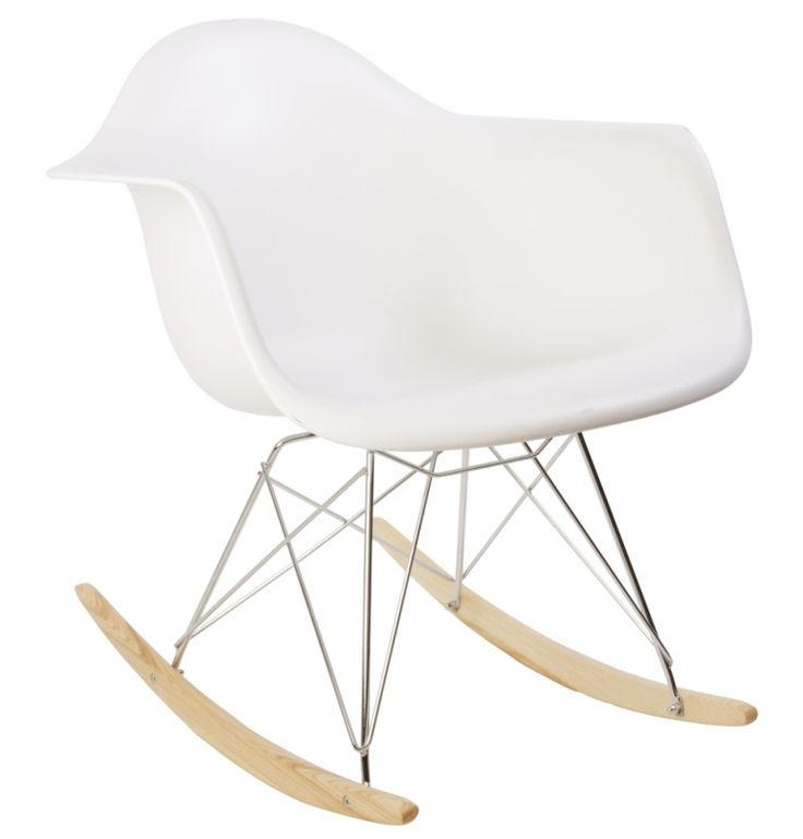 Furniture: Unfinished Eames Rocking Chair Barn Also Charles Eames Rocking Chair Replica from 3 Tips In Selling The Eames Rocking Chair