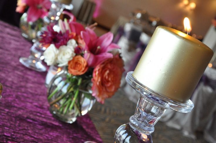 Fall Wedding Color Scheme – Sangria, Tangerine and Gold