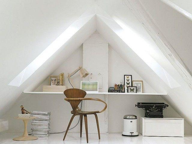 Aménager un espace sous pente
