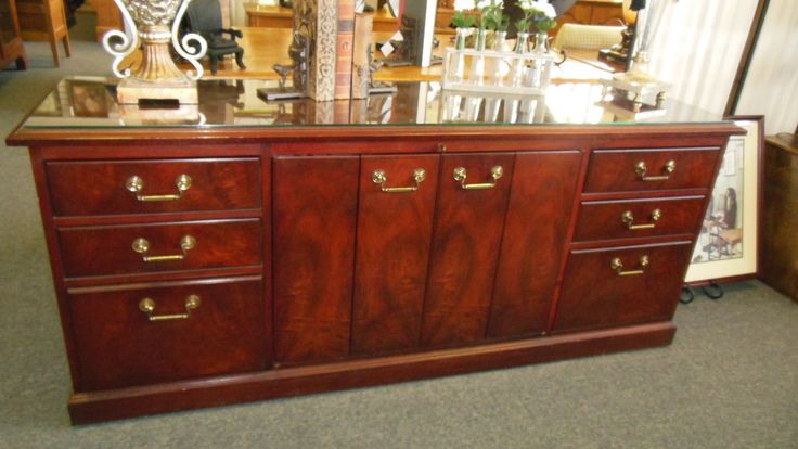 17 Best Images About Credenza And Executive Desk On