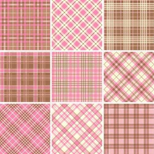 Plaid Fabric Patterns Seamless - FREE