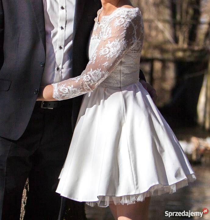 SUKIENKA ŚLUBNA  #slub #wesele #suknia #panmlody #pannamloda