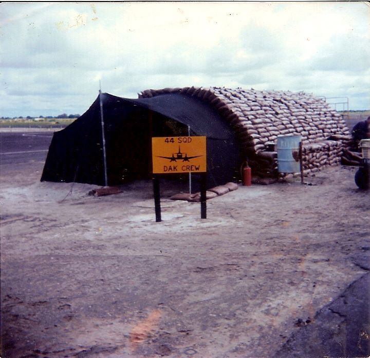 AFB Ondangwa in the very early years, very early...