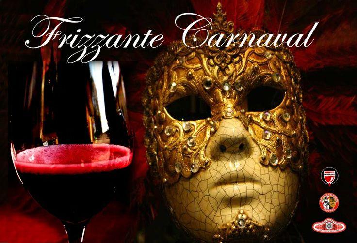 ¡Viva el #Frizzante Carnaval del #LambruscoDOP!