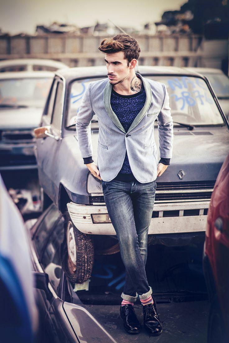Aristoteli Bitsiani Fall/Winter 2013-2014 // Photoshooting. #fashion #style #men #thessaloniki #greece #aristotelibitsiani #idea99 http://ideaninetynine.com