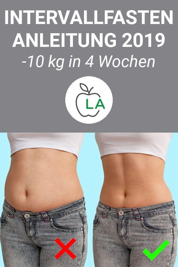 wie viel kann man durch fasten abnehmen