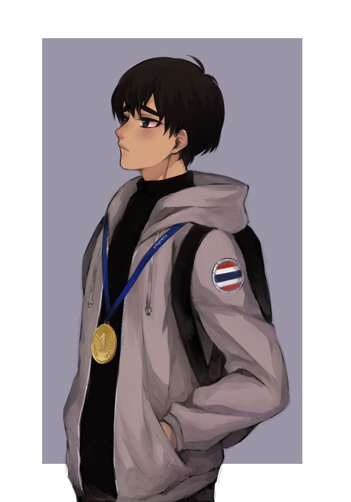 Phichit, Chulanont - Yuri!!! on Ice by TNP on pixiv (id: 5712255)