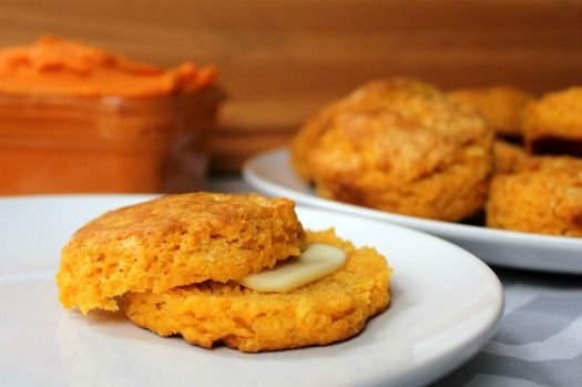 Sweet Potato Biscuits | recipes | Pinterest
