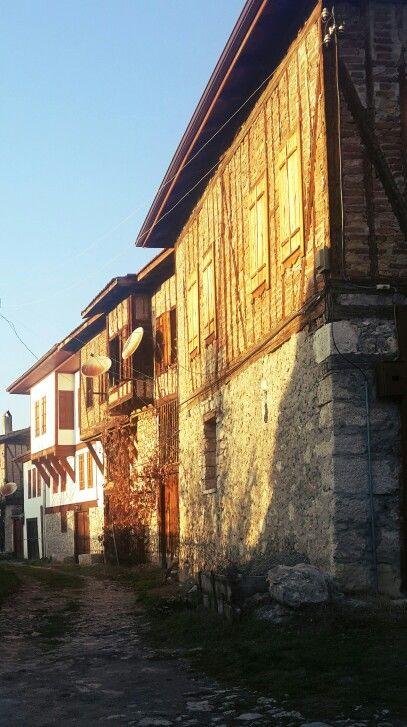 Karabük, Karabük konumunda Yörük Köyü Çamaşırhane
