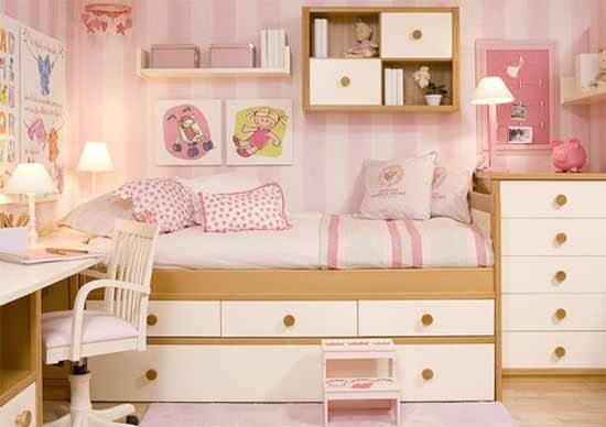Space Saving Children Bedroom Furniture From Asoral