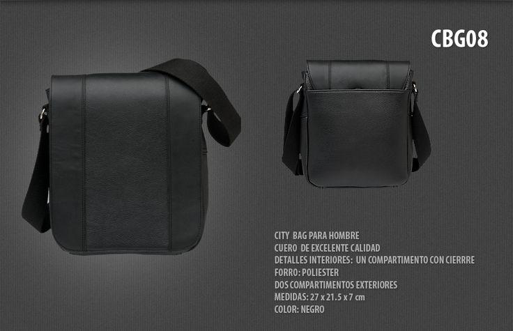 Bolso citybag CBG08