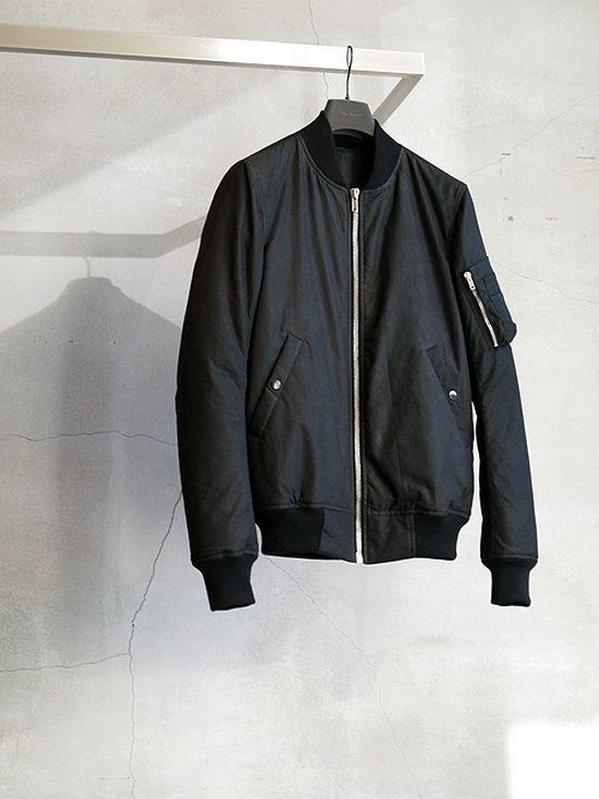 Ps Simple Black Bomber Jacket Fashion Men Tumblr Style