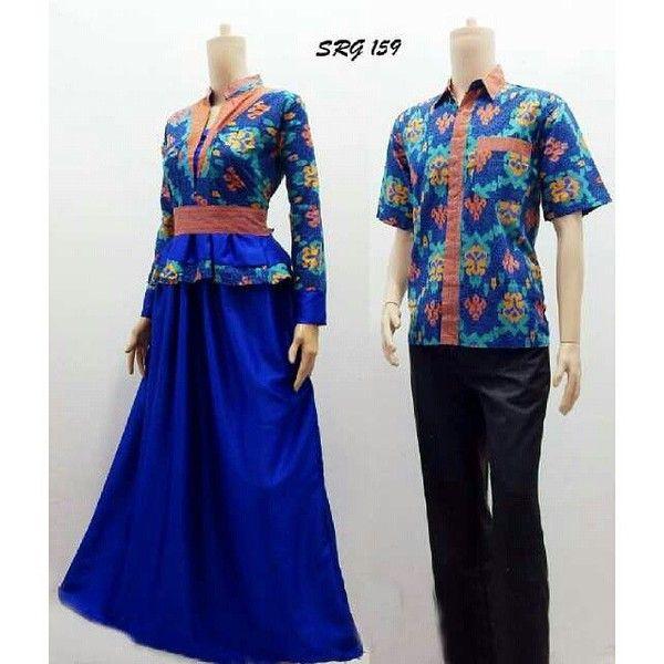 Batik Sarimbit/Couple