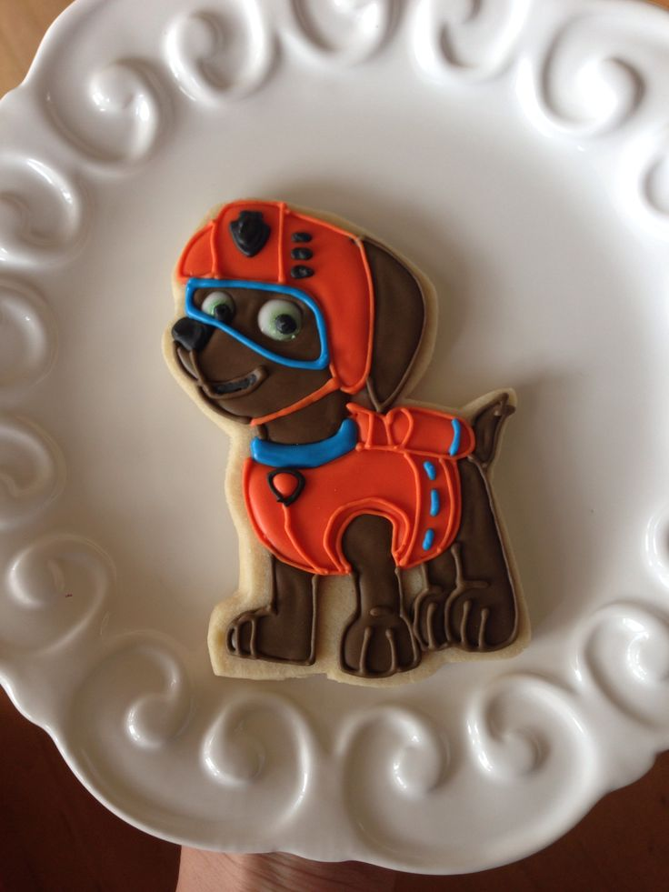 66 Best Images About Paw Patrol Cookies Cakes Ideas