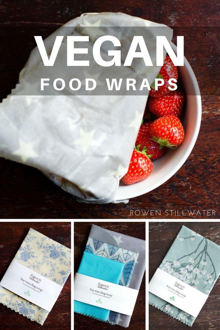 Handmade Vegan Food Wraps A Zero Waste Plastic Free