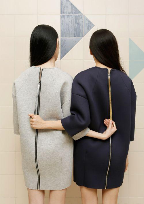 littleabstract:  yoo ji hyun and moon ju yeon for rocket x lunch.   Queued