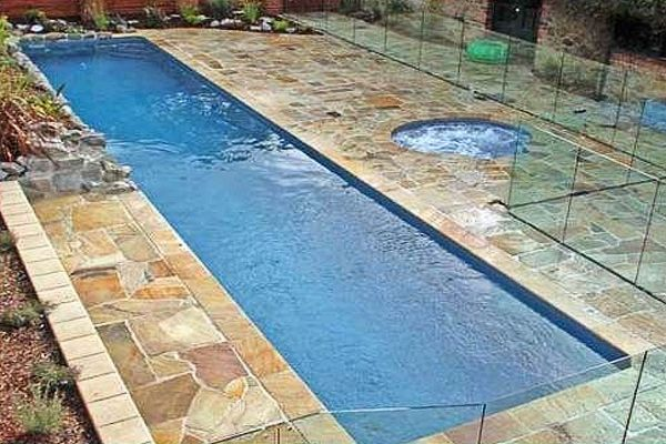 Best 25 small inground pool cost ideas on pinterest for Pool design certification