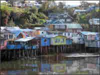 Belief in the supernatural permeates the island of Chiloe, a remote spot where volcanoes rumble to life, earthquakes rock the foundations and tales of sea goddesses, warlocks and trolls abound.