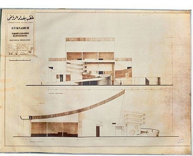 Baghdad Could Have Been A Mega City By Frank Lloyd Wright