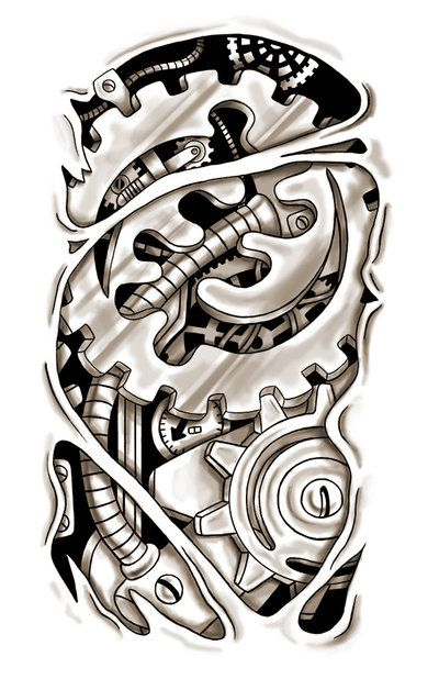 Gye Nyame Steampunk by Insanemoe.deviantart.com on @DeviantArt