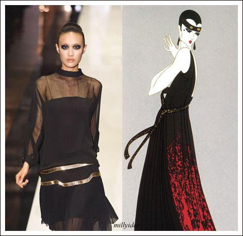 Модное ретро 20-х.: uma_s