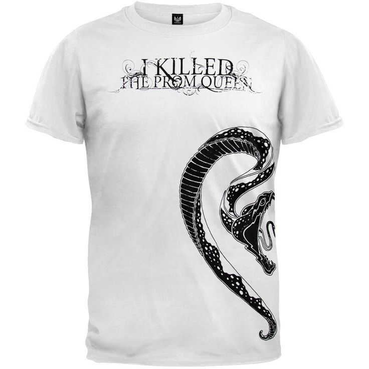 I Killed the Prom Queen - Snake Youth T-Shirt