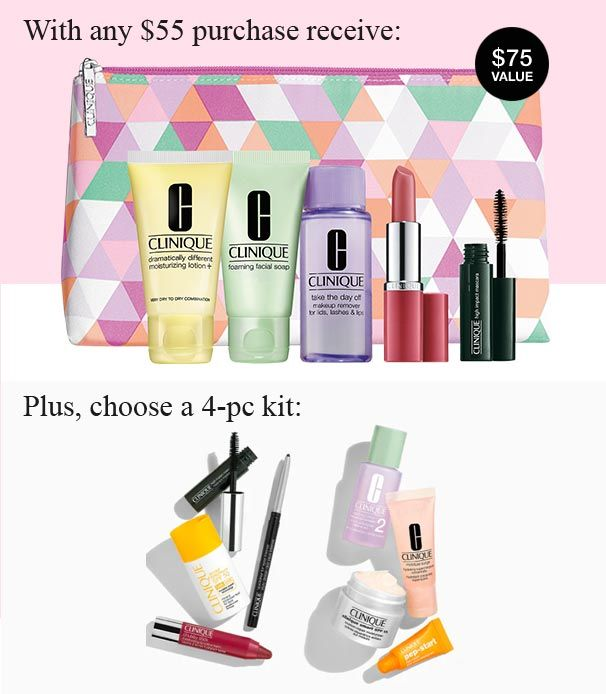 Spend 29 To Get Clinique Bonus Clinique Gift Clinique Makeup