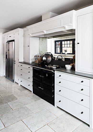 Suffolk kitchens, shaker-style design | Neptune | Küche | Pinterest ...