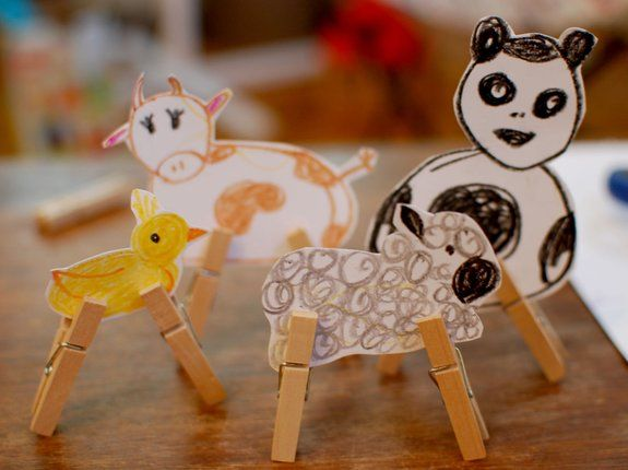 20 best images about farm animal crafts on pinterest