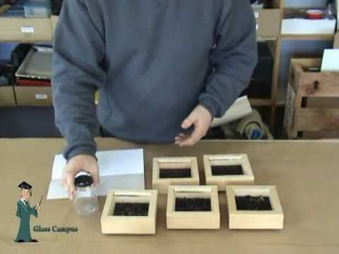 Glass Campus - Making Glass Frit - YouTube
